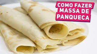 Aprenda como fazer Panquecas (Massa Básica) - Receitas de Minuto EXPRESS #01 thumbnail