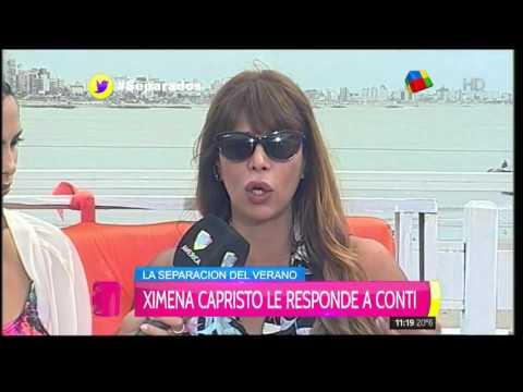 Capristo y la crisis con Conti: Ya discutíamos en cualquier lugar