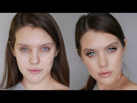 Вопрос: Как нанести базовый макияж?