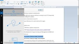 Fix error code 0x8007000d when updating Windows