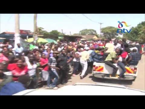 President Uhuru says Nairobi deserves a Jubilee governor