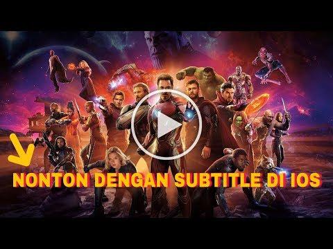 NONTON FILM DENGAN SUBTITLE ( Srt File ) DI IPHONE, IPAD / IOS