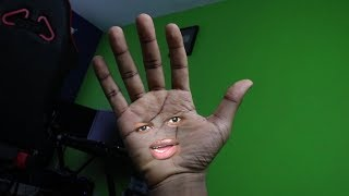 When your hand had enough