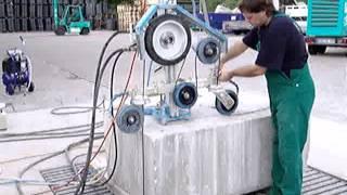 видео стенорезная машина