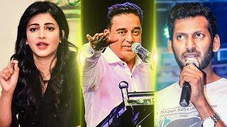 Tamil Cinema Celebrities Reaction to Kamal !   TK 888