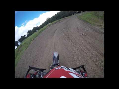 KTM EXC-F 350 2017 Bogatynia Motorcros