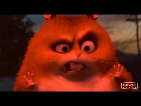 Destiny Rhino The Hamster Bolt Movie