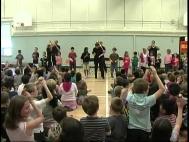Foothills Brass - In your School!
