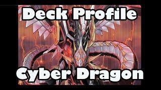 Deck Profile Wagner - 8 - Cyber Dragon - Last Mensal 2018