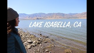 Lake Isabella CAMPING IΝ CALIFORNIA | PART 2