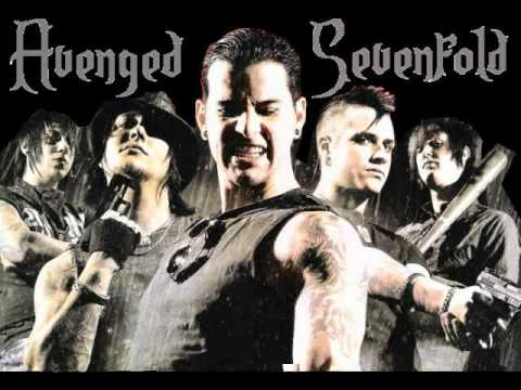 Avenged Sevenfold - Chapter Four BACKING TRACK - YouTube