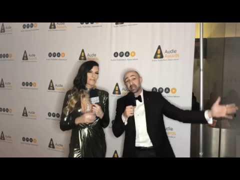 2018 Audie Awards Pre