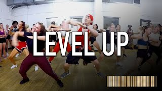 LEVEL UP by Ciara | Commercial Dance CHOREOGRAPHY