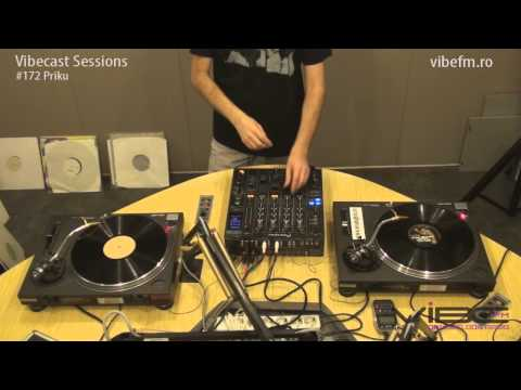 Priku @ Vibecast Sessions #172 - Vibe FM