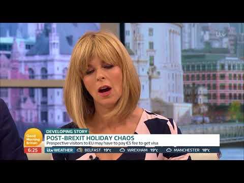 Post-Brexit Holiday Chaos | Good Morning Britain