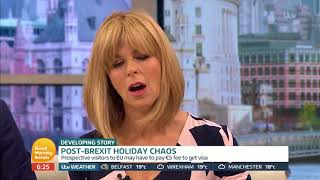 Post-Brexit Holiday Chaos | Good Morning Britain