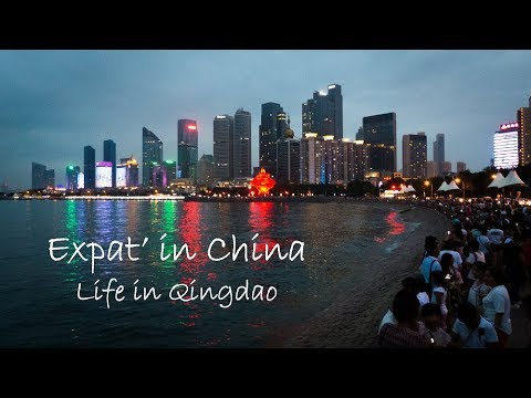 Expat' in China - Life in QINGDAO - 2016/17