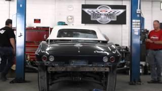 1964 Corvette - Body Removal
