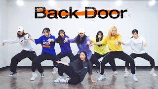 Stray Kids 스트레이 키즈 - 'Back Door (백도어)' | 커버댄스 DANCE COVER | 안무 거울모드 MIRRORED 1:08~
