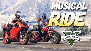 MUSICAL RIDE! - GTA 5 Online (Bahasa Malaysia)
