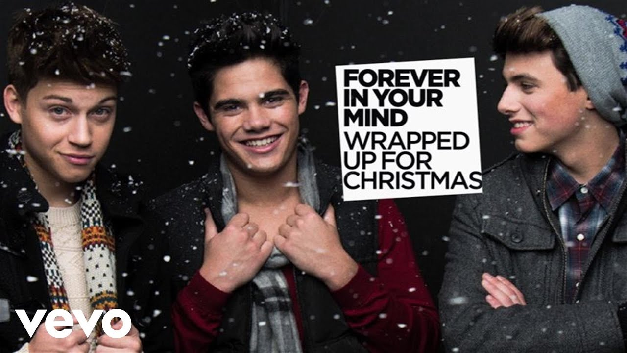 Forever In Your Mind - Wrapped Up for Christmas (Audio Only) - YouTube