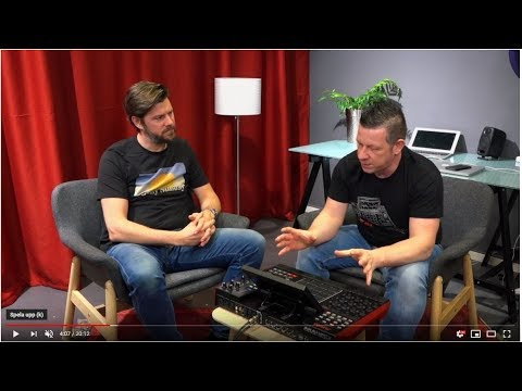 Akai MPC-X 2.4 - Music Production Center with Andy Mac
