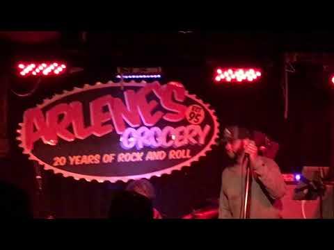 Live Rock & Roll Karaoke @ Arlenes Grocery 2017-10-02