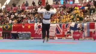 Kenneth DOAN (USA) | Freestyle Individual [M] / Under 17 Final