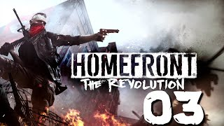 Homefront : The Revolution - KLA pod palbou! | #3 | SK/CZ | 1080p | [PC] | LetsPlay