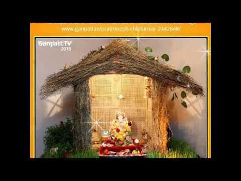 Ganesha Decoration Ideas From Pinterest