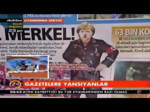 """Güneş Gazetesi: """"PKK'nın Korkusu Evet"""" 24.03.2017"""