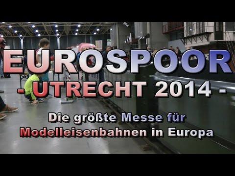 Eurospoor Modelleisenbahn Berichte von der Modellbahnmesse