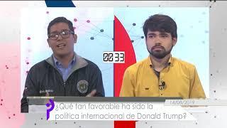 Pódium | Donald Trump: ¿Amenaza o aliado para Venezuela? |1-5