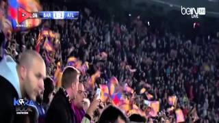 اتلتيكو مدريد يتعادل مع برشلونة في ذهاب ربع نهائي دوري أبطال أوروبا