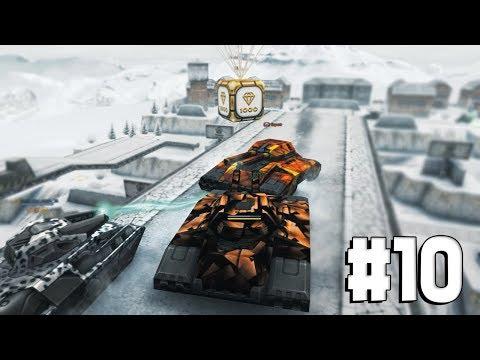 Tanki Online - Mini Gold Box Montage #10 (Juggernaut Only)