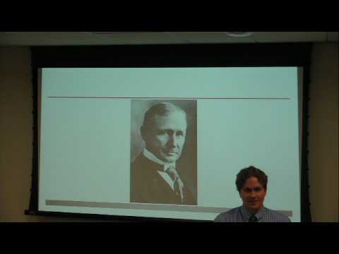 Introduction to Principles of Scientific Management   Taylorism Part 1