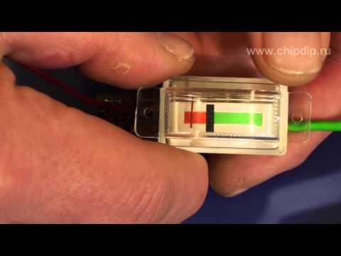 Детектор скрытой проводки -