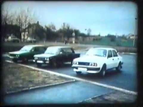 Škola bezpečné jízdy (1985)
