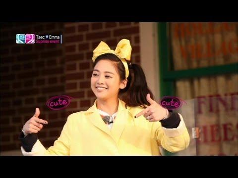 Global We Got Married EP14 (Taecyeon&Emma Wu)#2/3_20130705_우리 결혼했어요 세계판 EP14 (택연&오영결)#2/3
