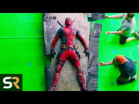 10 CGI Movie Effects That Made Actors Feel Awkward