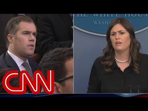 WH briefing gets heated over school shooting question