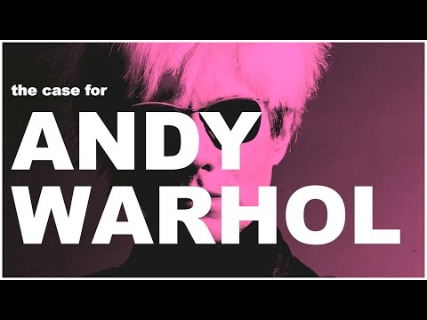 The Case For Andy Warhol  The Art Assignment  PBS Digital Studios