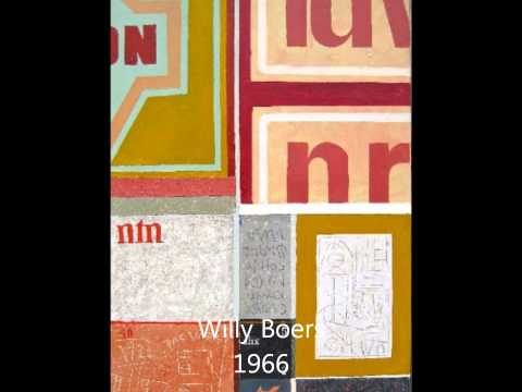 Klasema ART Collection - Pop Art and Abstract Collages (1950-1973)