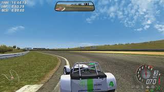 ToCA Race Driver 3 - Pulsing Framerate Glitch