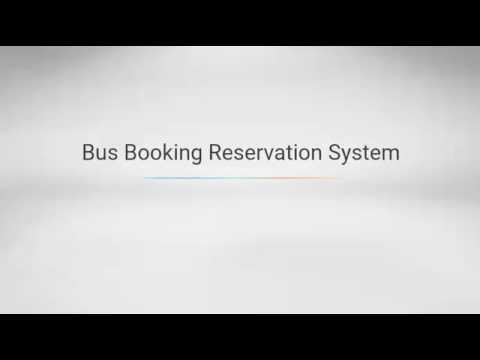 Bus Booking Reservation System by Axis Softech
