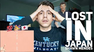 Shawn Mendes- Lost In Japan | E2 Reaction