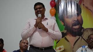 Birthday celebrations of Pavan Kalyan by Dubai Pavanism