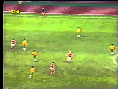Olympic Football 1988 Soviet Union - Brazil 01 October 1988 real time