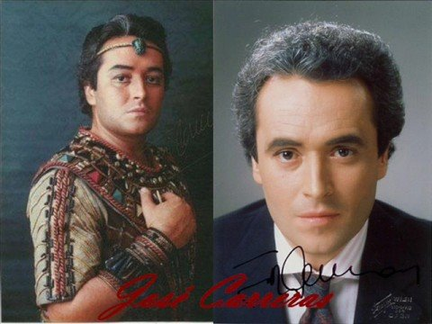 Jose Carreras: Celeste Aida! ( great studio recording)*****