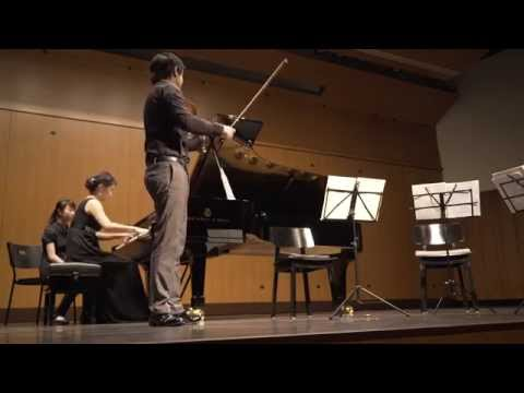 Brahms: Sonata in E-flat Major (mvt.1) Chieh-Fan Yiu